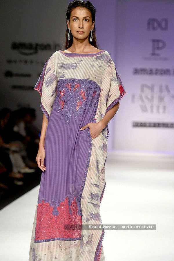 AIFW SS '17: Day 4: Poonam Dubey