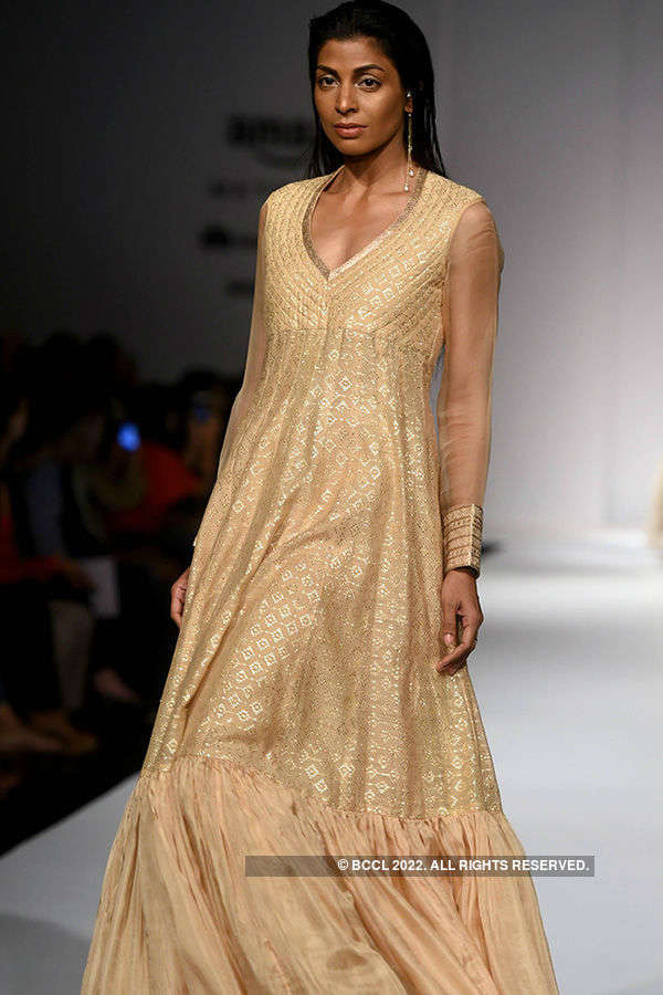 AIFW SS '17: Day 4: Shalini James