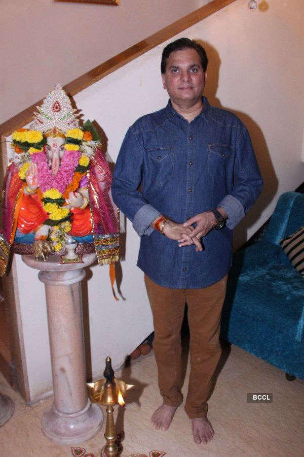 Bappi Lahiri's Lakshmi Puja