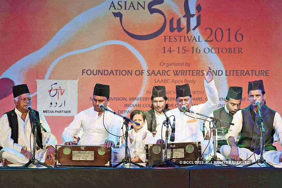 South Asian Sufi Festival 2016