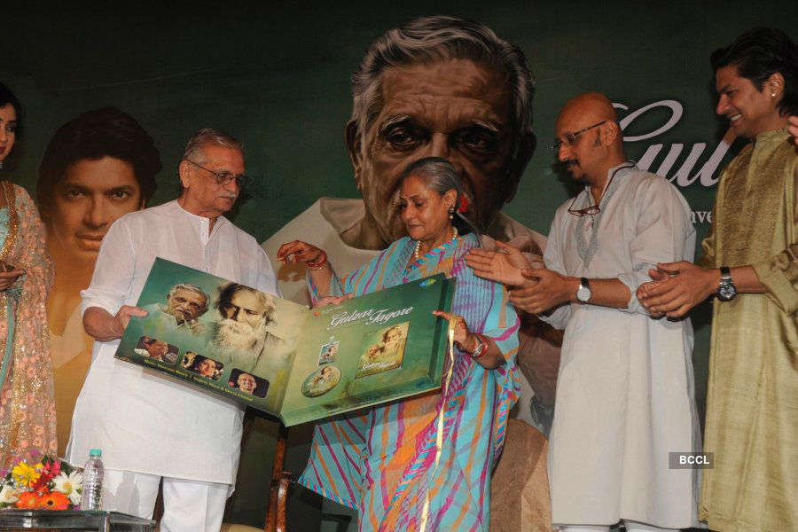 Gulzar in conversation with Tagore: Album launch