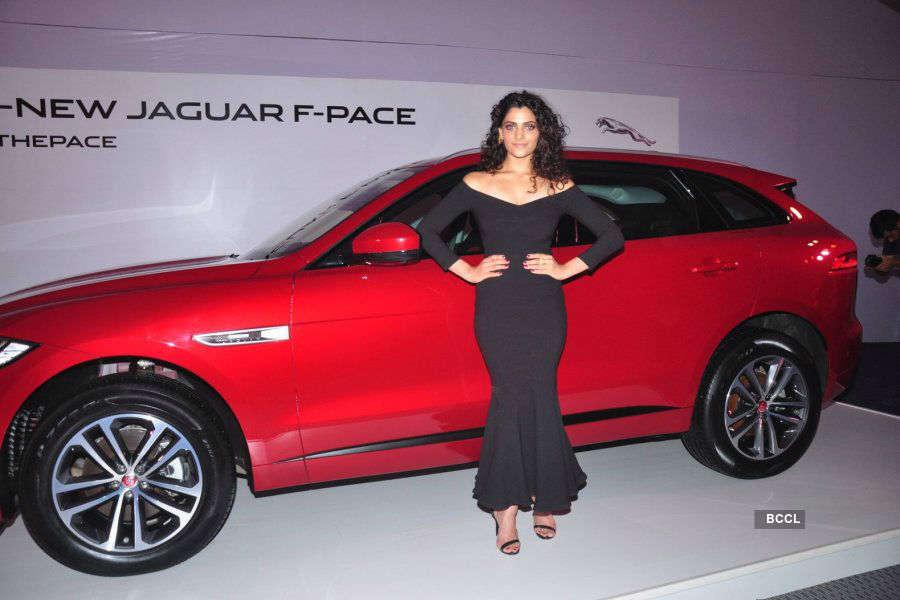 Jaguar F-Pace SUV: Launch