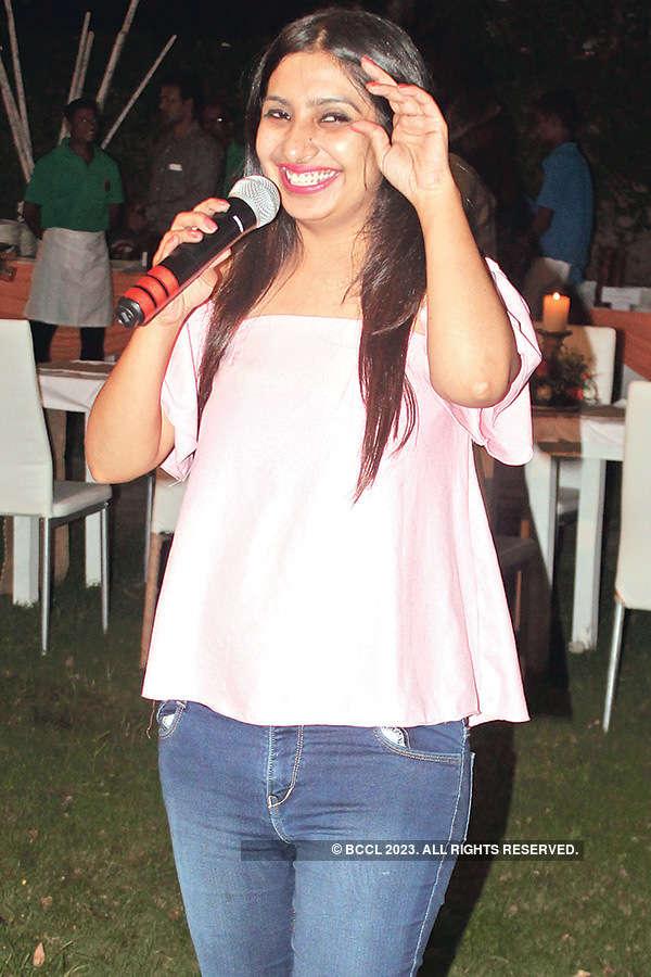 Ritu Kukreja's baby shower