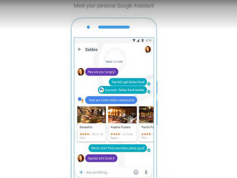 7 reasons to use Google Allo instead of WhatsApp | Gadgets Now