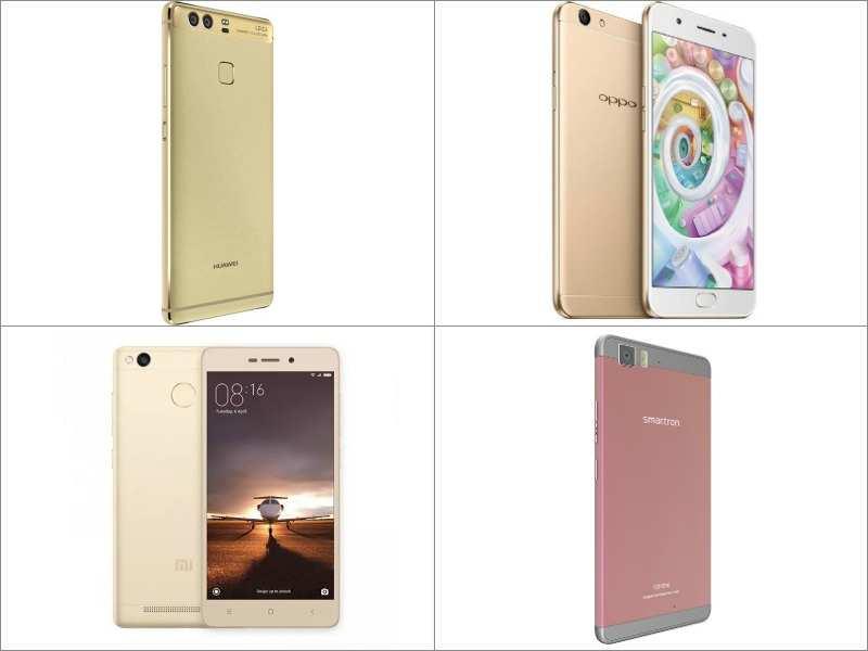 4 hot smartphones across price segments
