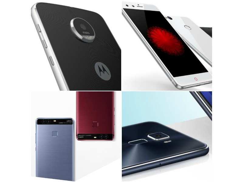 11 hot smartphones we reviewed recently