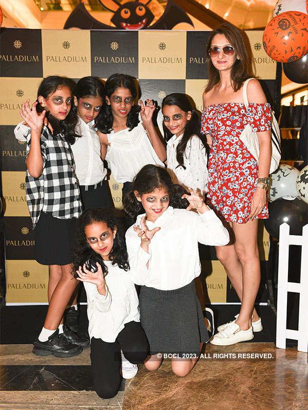 Halloween Party @ Palladium Mall