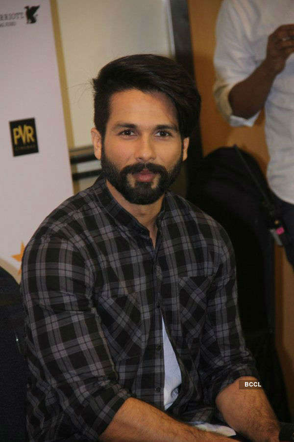 MAMI 2016 - Session with Shahid Kapoor & filmmakers