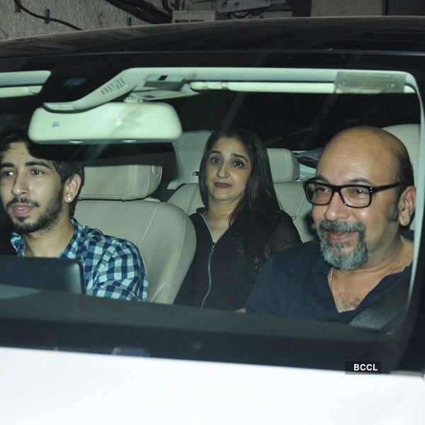 Celebs watch ADHM