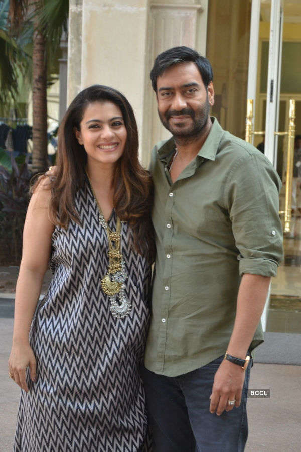 Kajol & Ajay Devgn on Aaj Tak's Mumbai Manthan