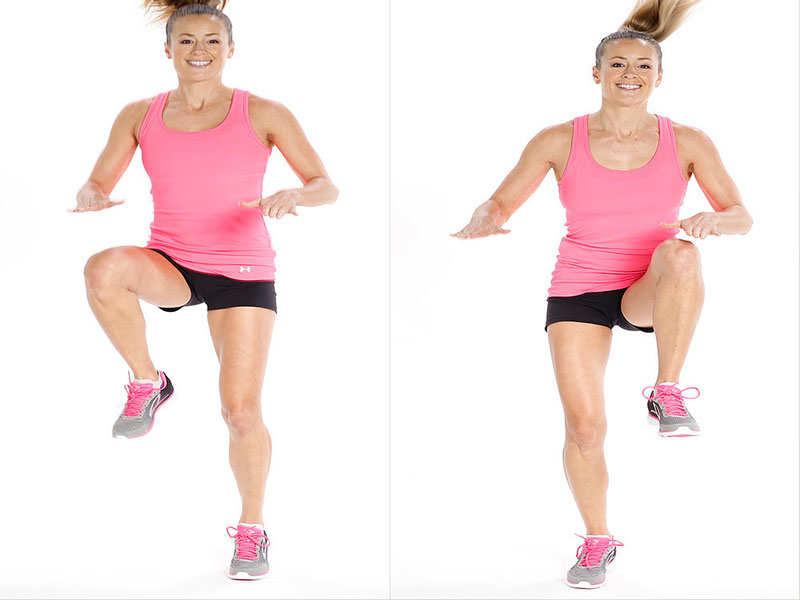 Image result for spot jogging