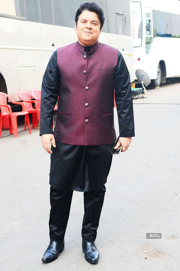 Yaaron Ki Baraat - On the sets
