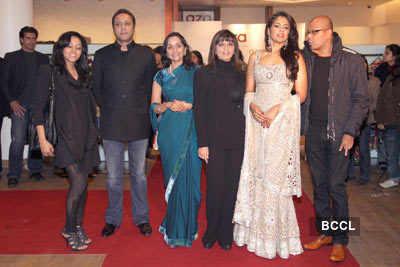 Sameera with Neeta Lulla