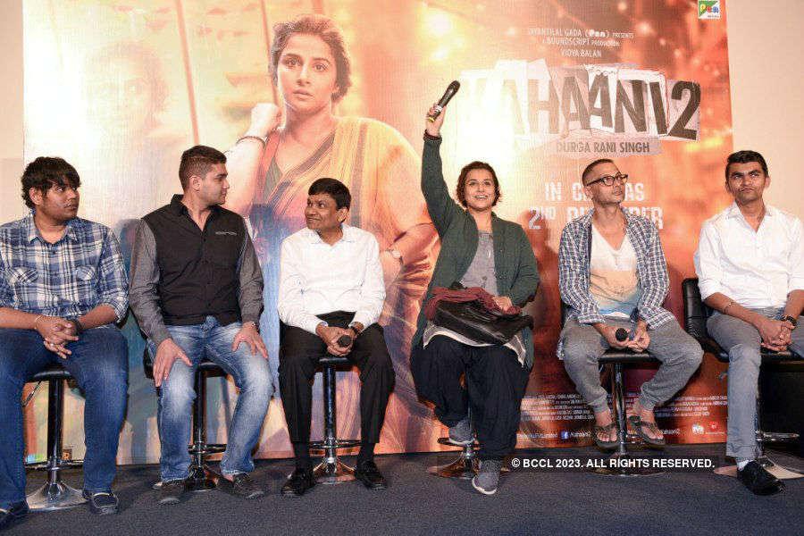 Kahaani 2: Trailer Launch