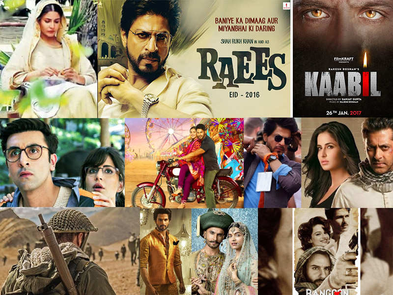 top 10 bollywood films of 2016