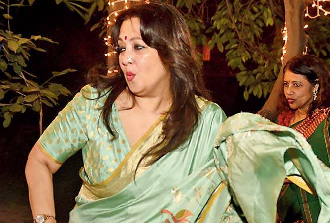 Moon Moon Sen was the special guest (BCCL)