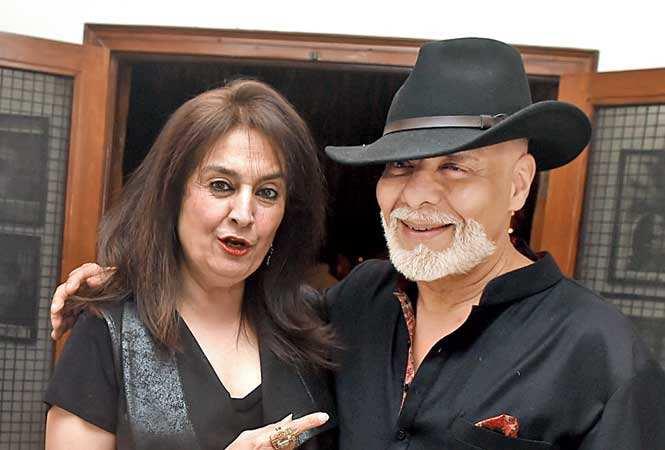 Bubbles Sabharwal and Yuri Suri (BCCL)