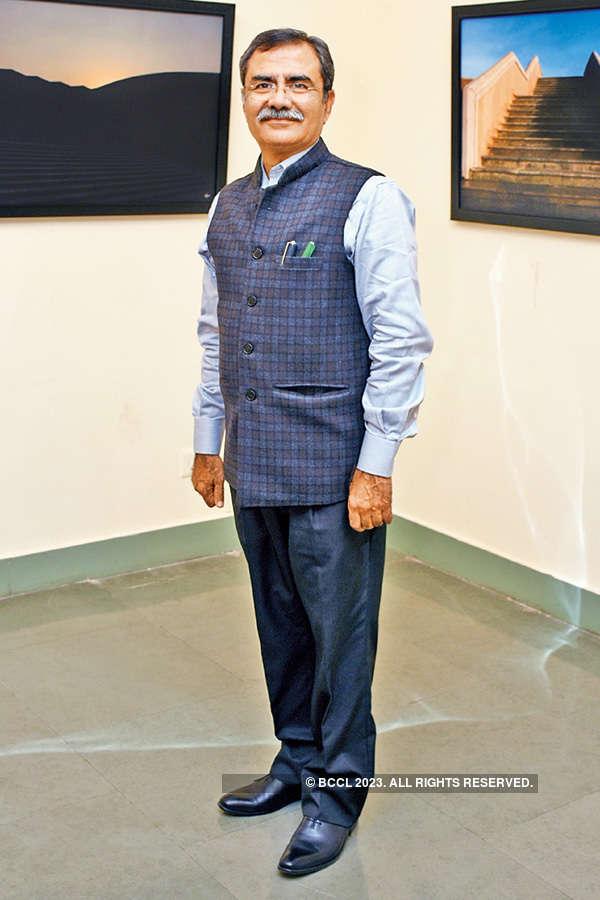 Dhanunjay Varshney's photo exhibition