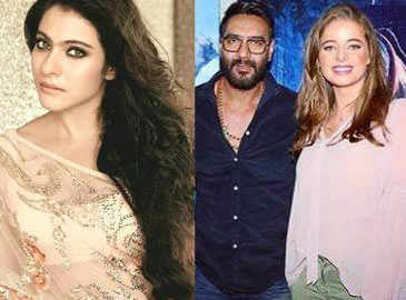 Did Kajol give cold shoulder to Ajay's 'Shivaay' co-star Erika?