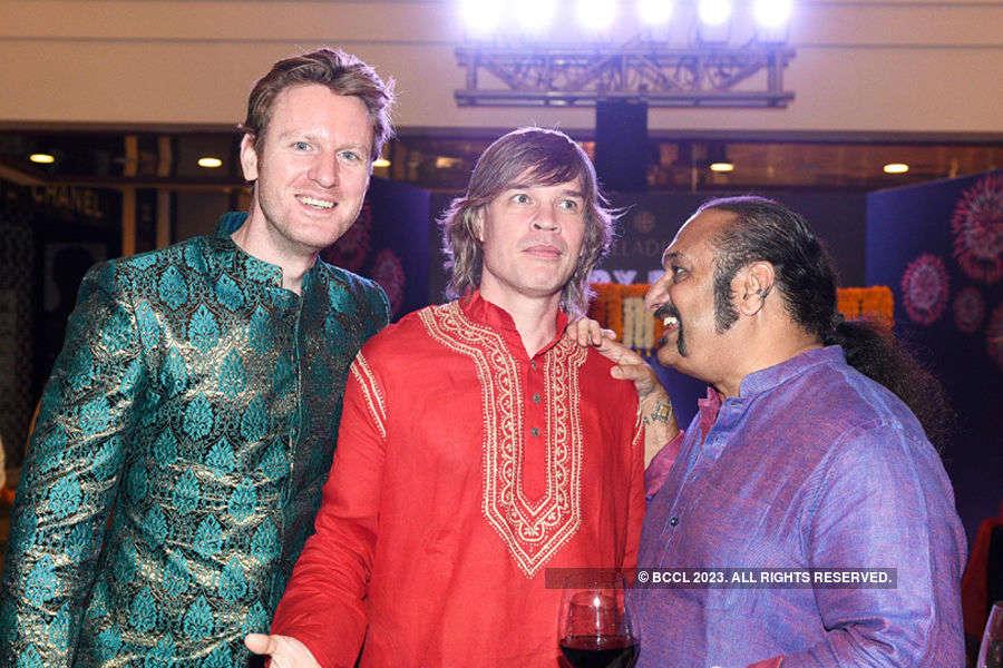 Happy Diwali Party at Palladium Lower Parel