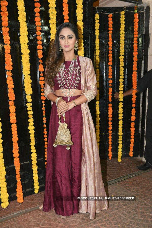 Ekta Kapoor's Diwali party 2016