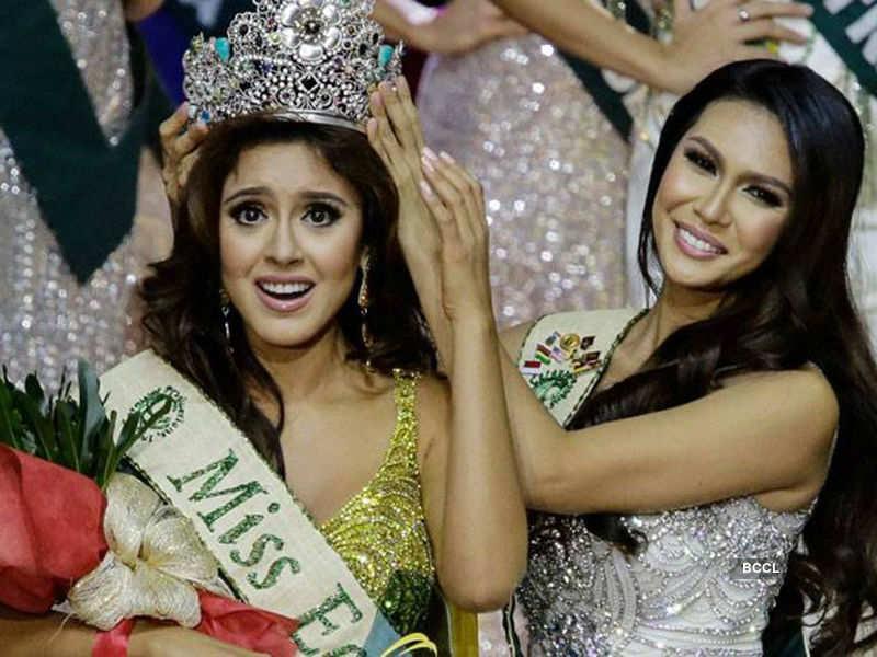 Katherine Espín Gómez is ECUADORs Rep for Miss Earth 2016