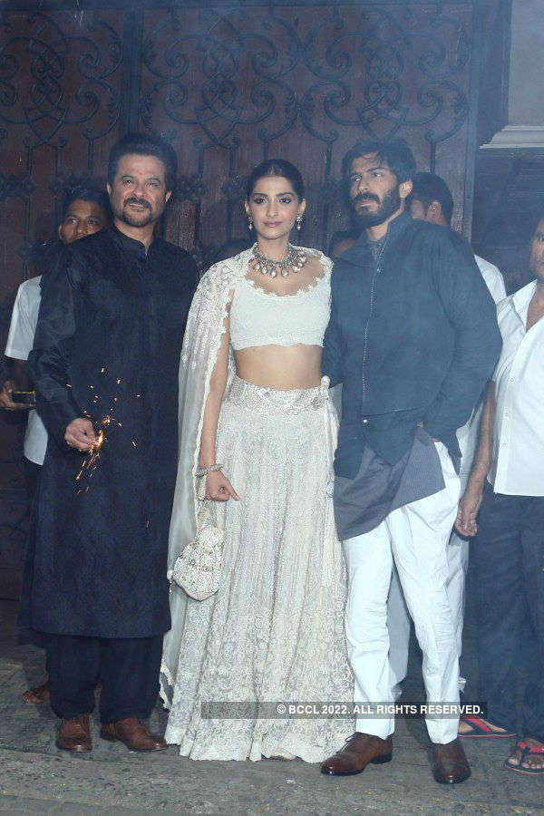 Filmy Ba Anil Kapoors Diwali Bash - Renault Occasion