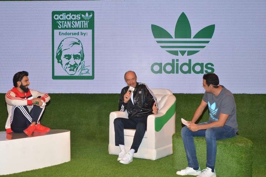 Adidas promotion with Stan Smith
