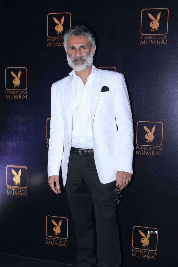 The Playboy Club Mumbai: Launch