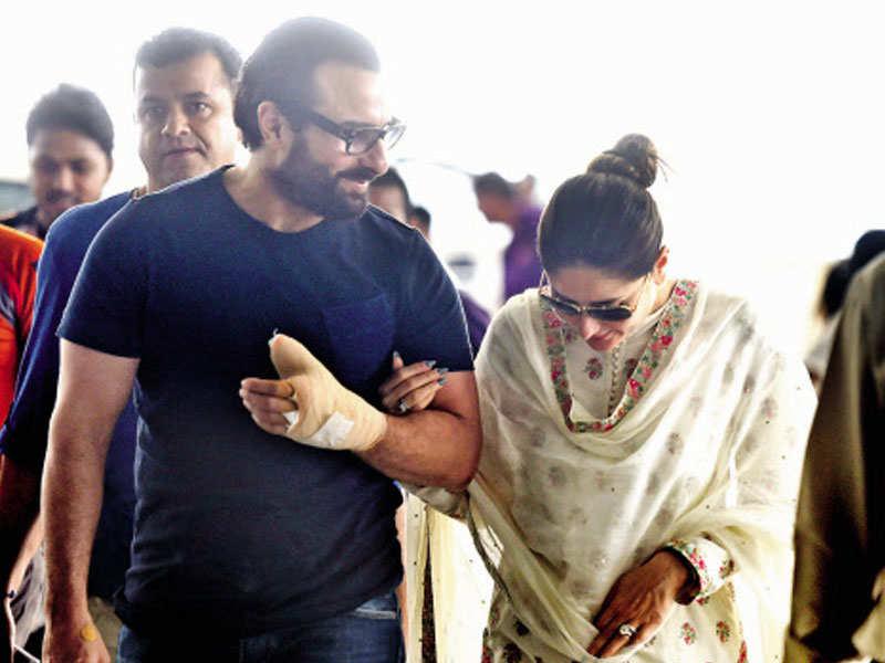 Saif Ali Khan: We are not naming our child 'Saifeena'