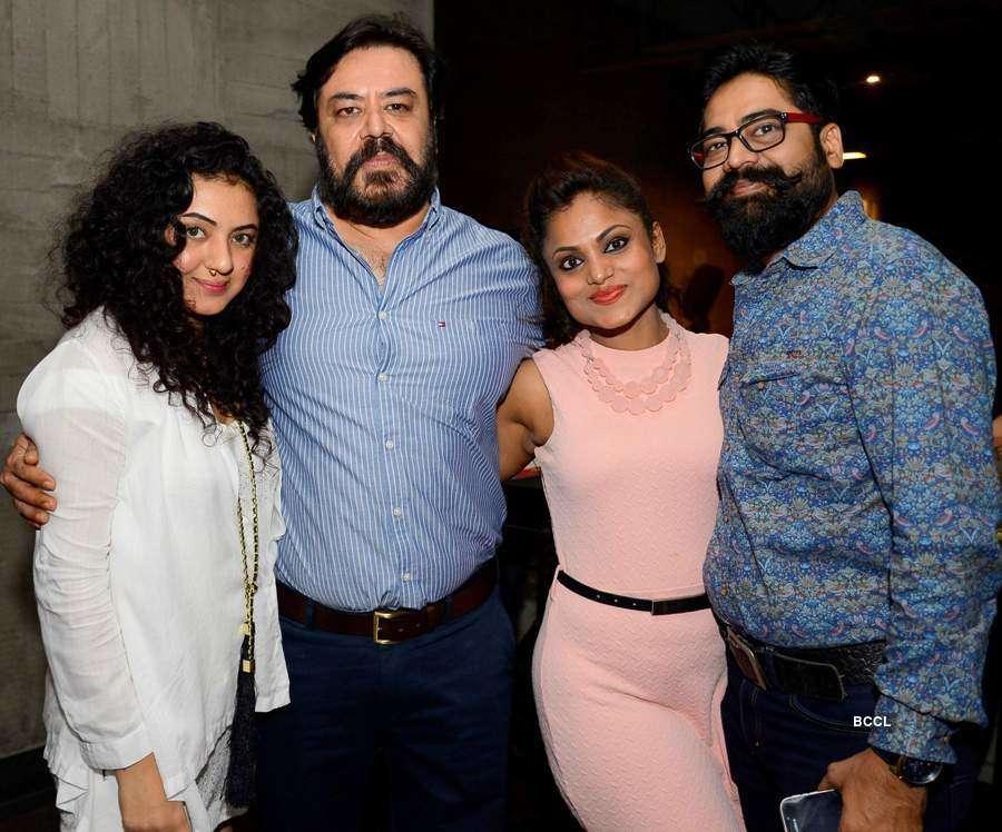Swara Vanzara birthday party