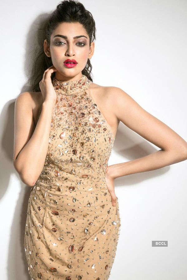Naveli Deshmukh glitters in latest photoshoot