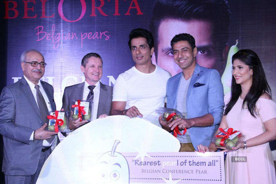 Sonu Sood launches Belorta