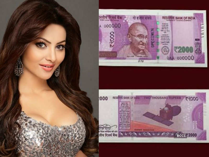 Rs. 500 and Rs. 1000 ban - Beauty queens react