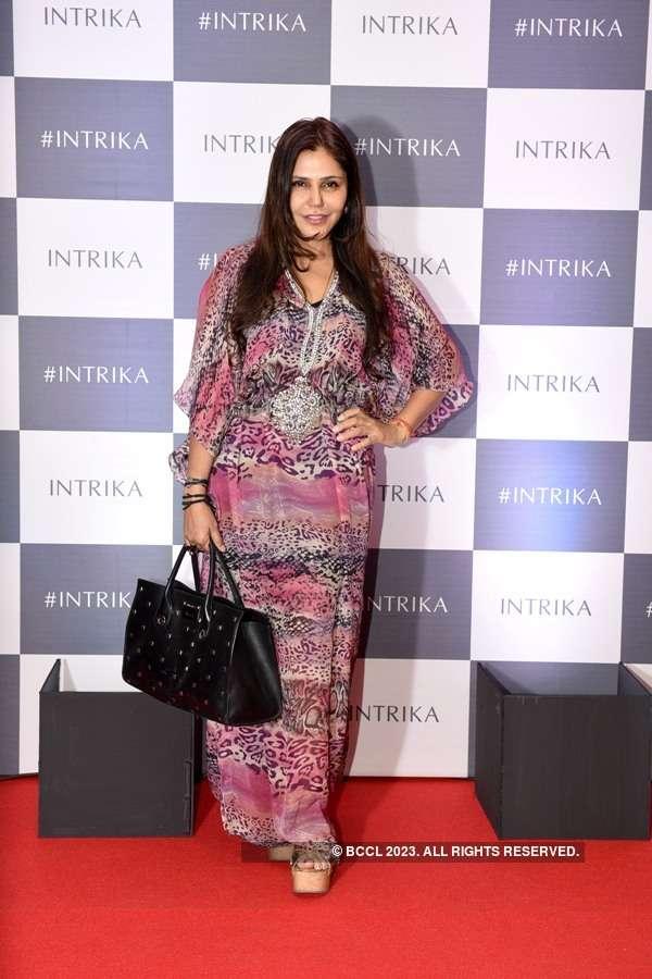 Intrika Label Launch