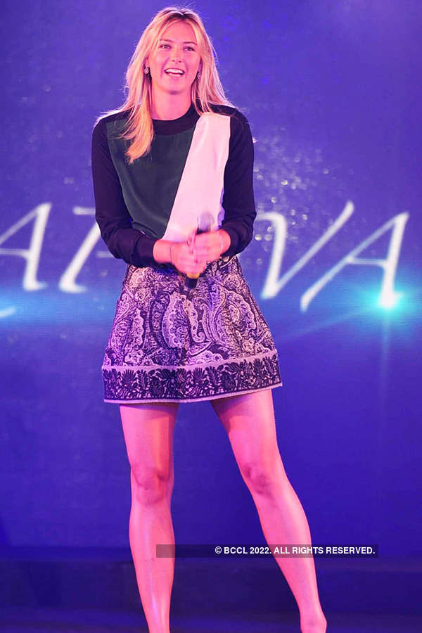 Sharapova to return as UN goodwill ambassador