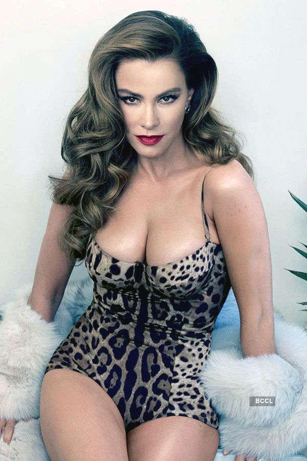 Sofia Vergara's sexy photos