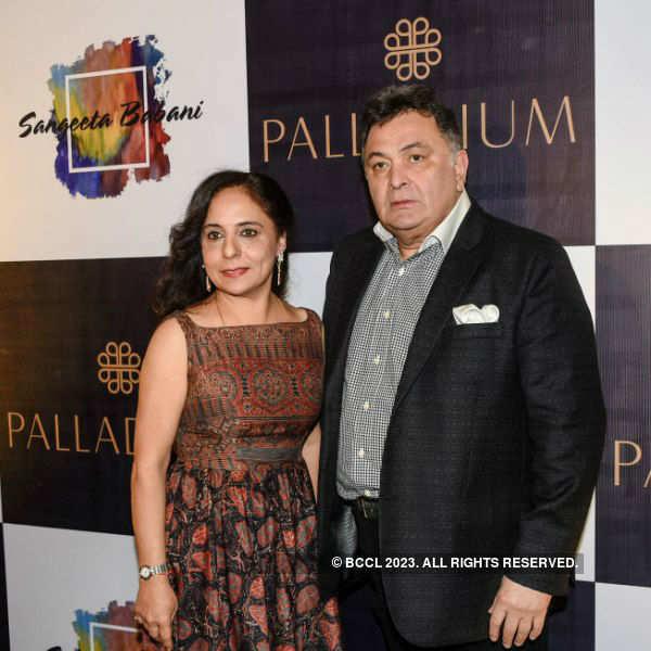 Palladium Mall Art launch