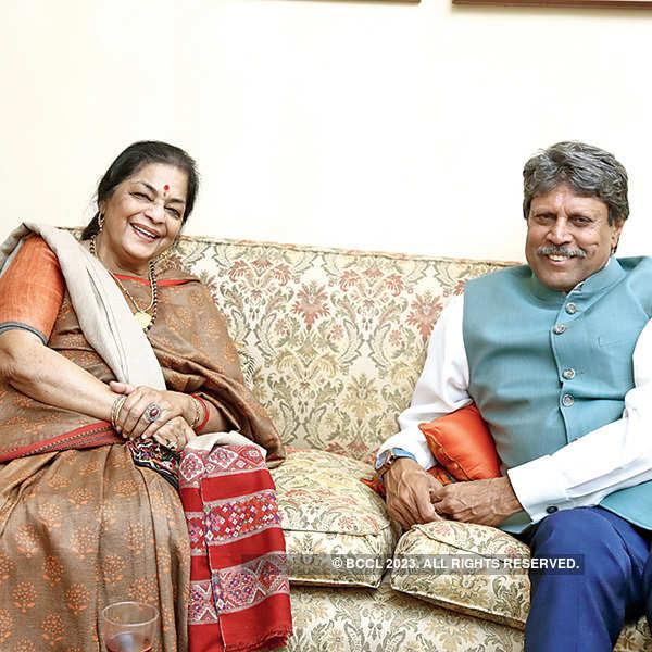 Aruna Vasudev's b'day celebration