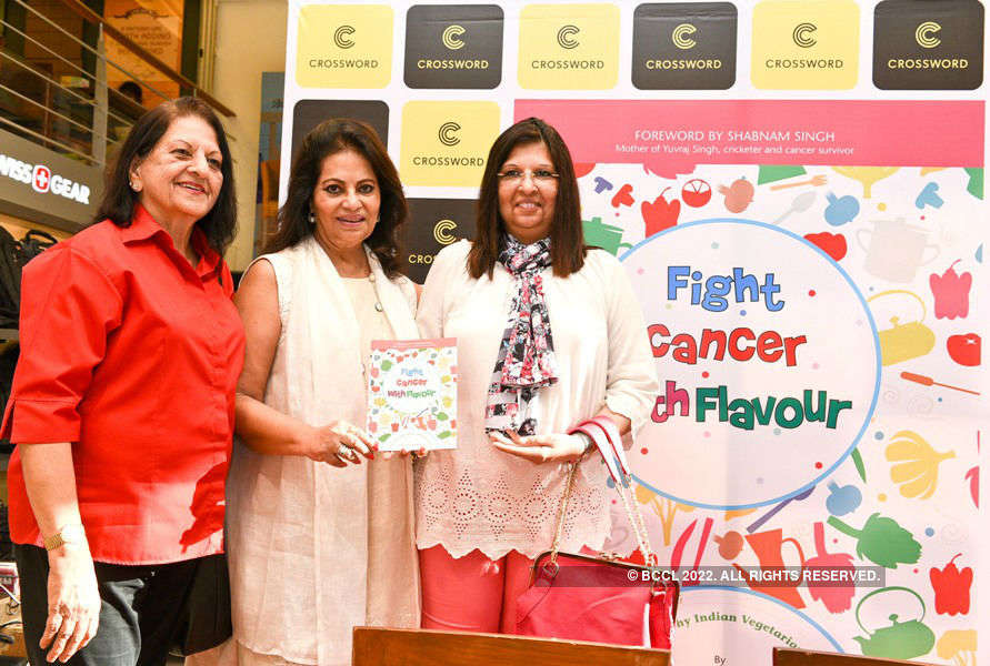 Fight Cancer with Flavour: Book Launch