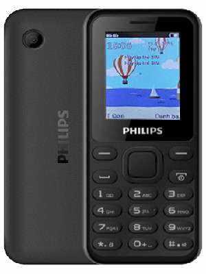 Compare Philips E105 vs Samsung Guru E1282: Price, Specs