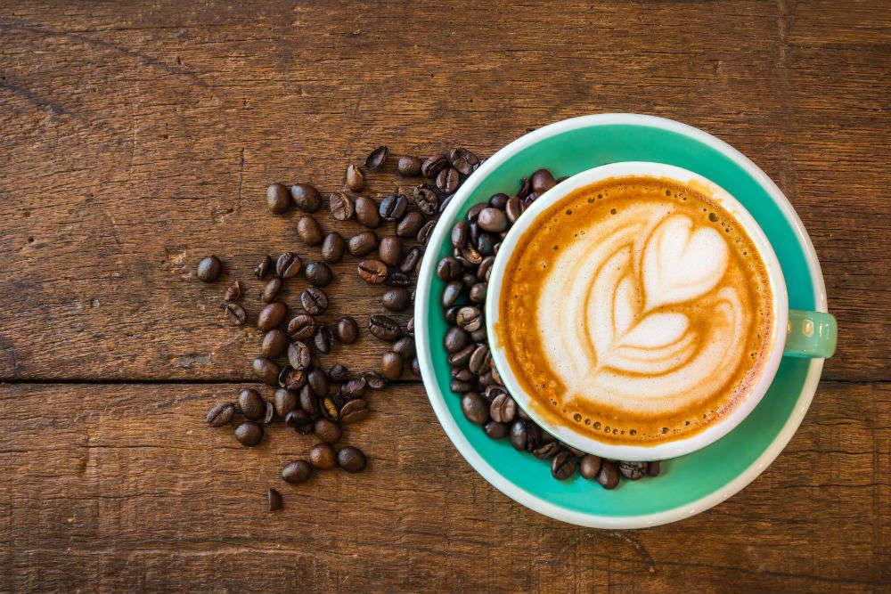Four Barrell Coffee
