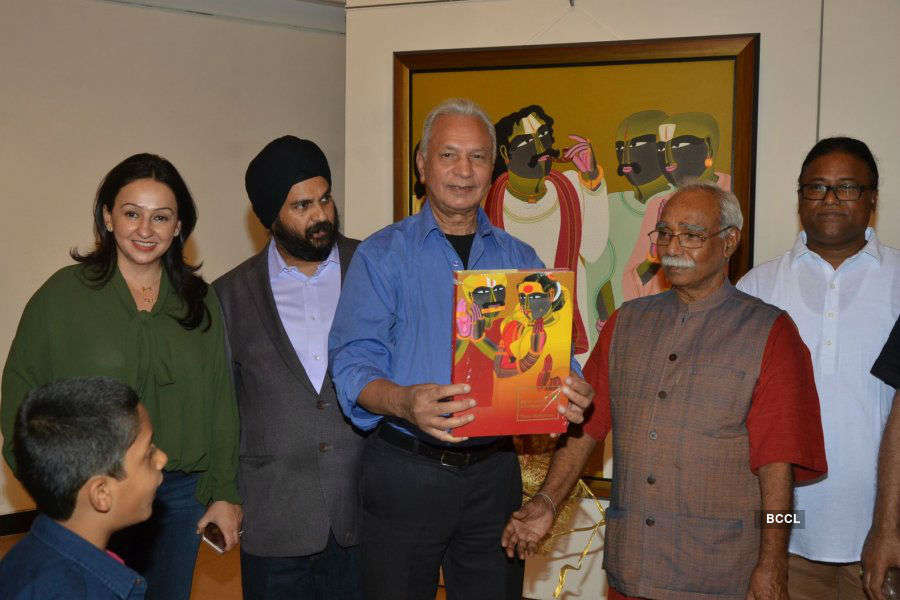 Thota Vaikuntam Art Show