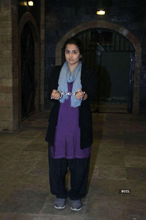 Kahaani 2: Photo shoot