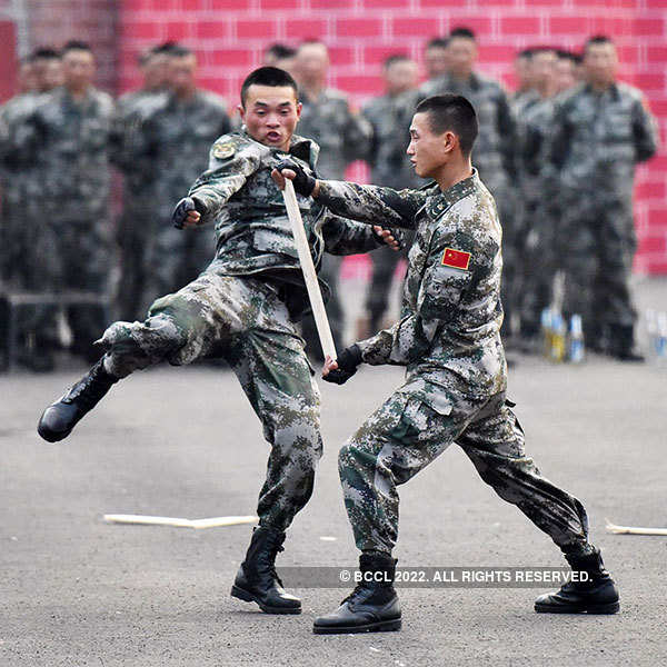 India, China begin joint military exercise