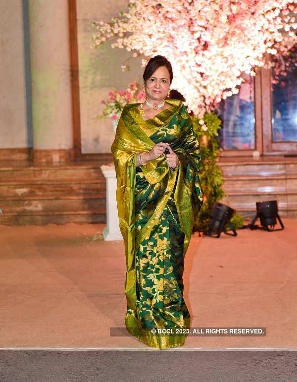 Shaina weds Gautam