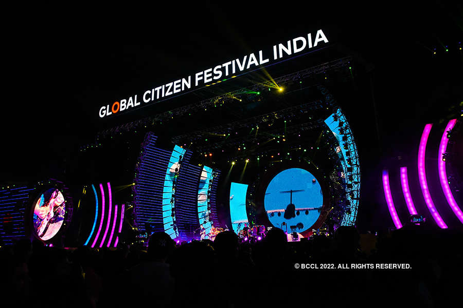 Global Citizen Festival India 2016