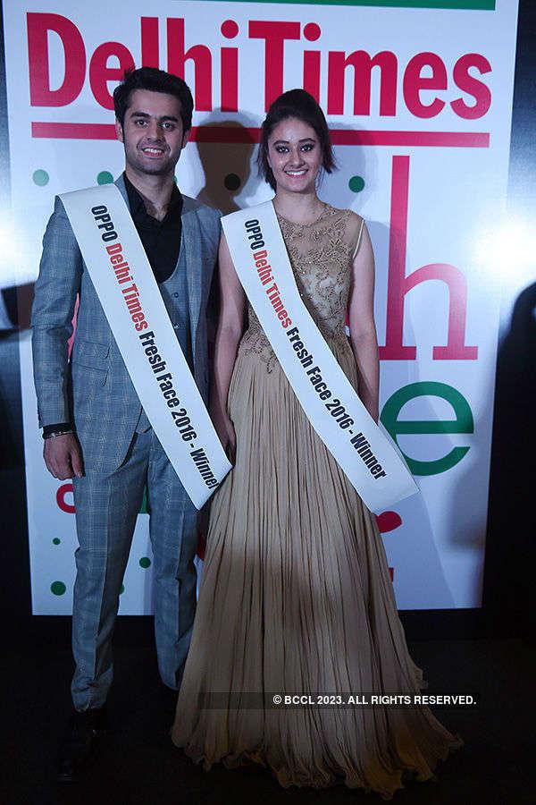Oppo Delhi Times Fresh Face '16: Grand Finale