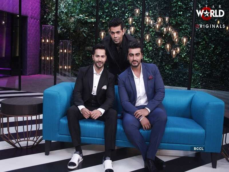 Koffee With Karan: Five best moments from the Varun Dhawan