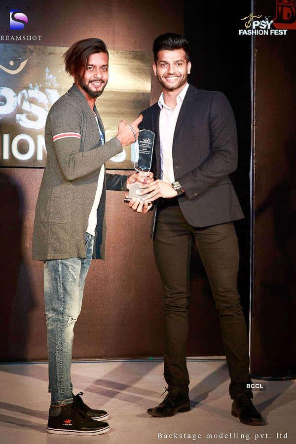 Rahul Rajasekharan judges South India's Top Model 2016